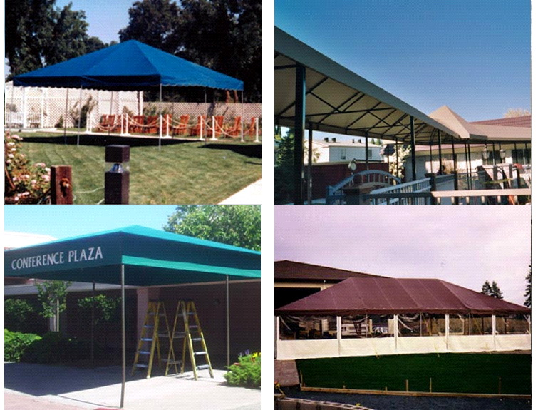 Canopies Js Canvas Awnings Of Sacramento