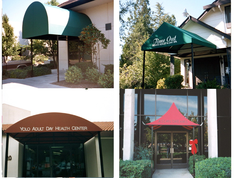 Canopies Js Canvas Awnings Of Sacramento