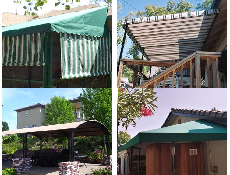Patio Cover Amp Canopy Js Canvas Awnings Of Sacramento