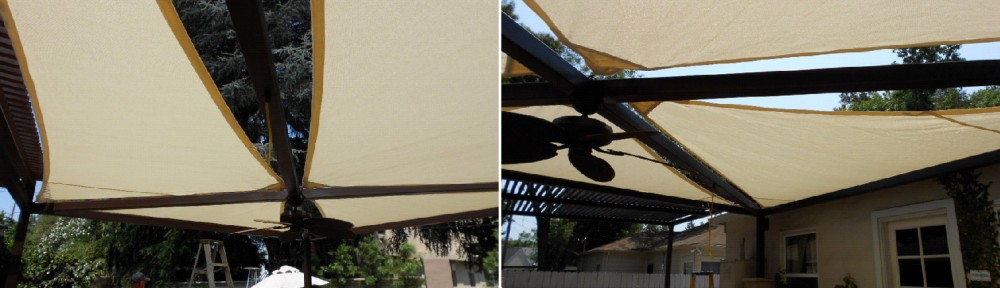 July 2013 Residential Shade Sails Sacramento