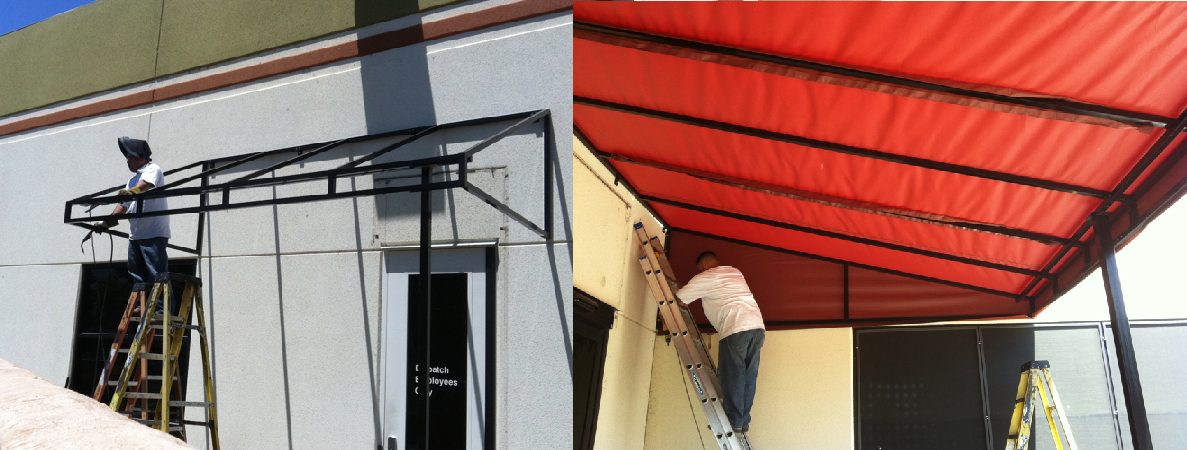 Yuba County Canopies Firesist Fabric