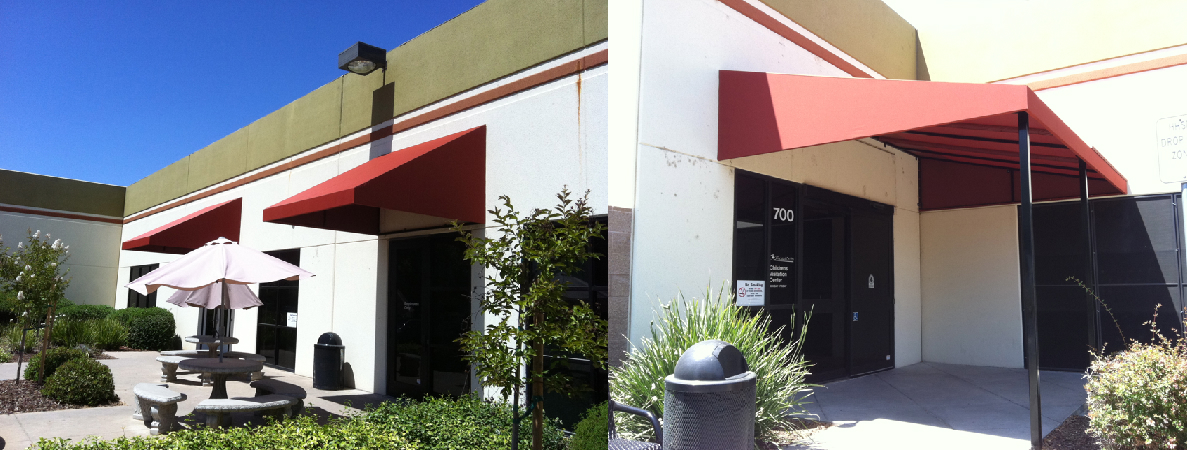 Yuba County Commercial Canopies
