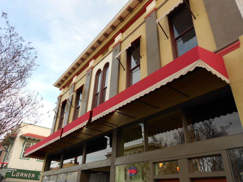 portfolio kansas awnings hardware tent page waldo euston about commercial city buildings for awning
