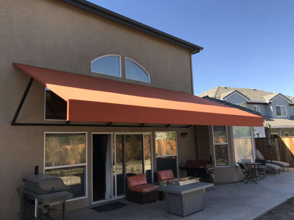 Residential Patio canopy